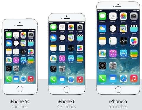 「iPhone 6」はベゼルなしに?--指紋スキャンも対応か