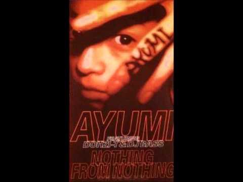 Hamasaki Ayumi- Nothing from Nothing 1995 - YouTube
