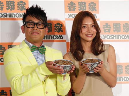 吉野家が米牛肉の輸入緩和で牛丼を値下げ…牛丼(並)280円に
