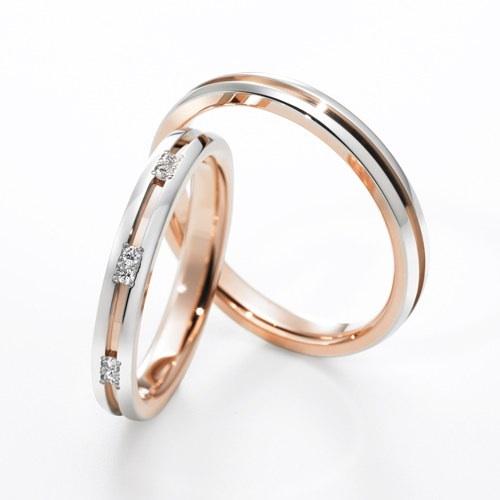 結婚指輪、どんなデザインを選びましたか?