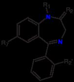 ベンゾジアゼピン - Wikipedia