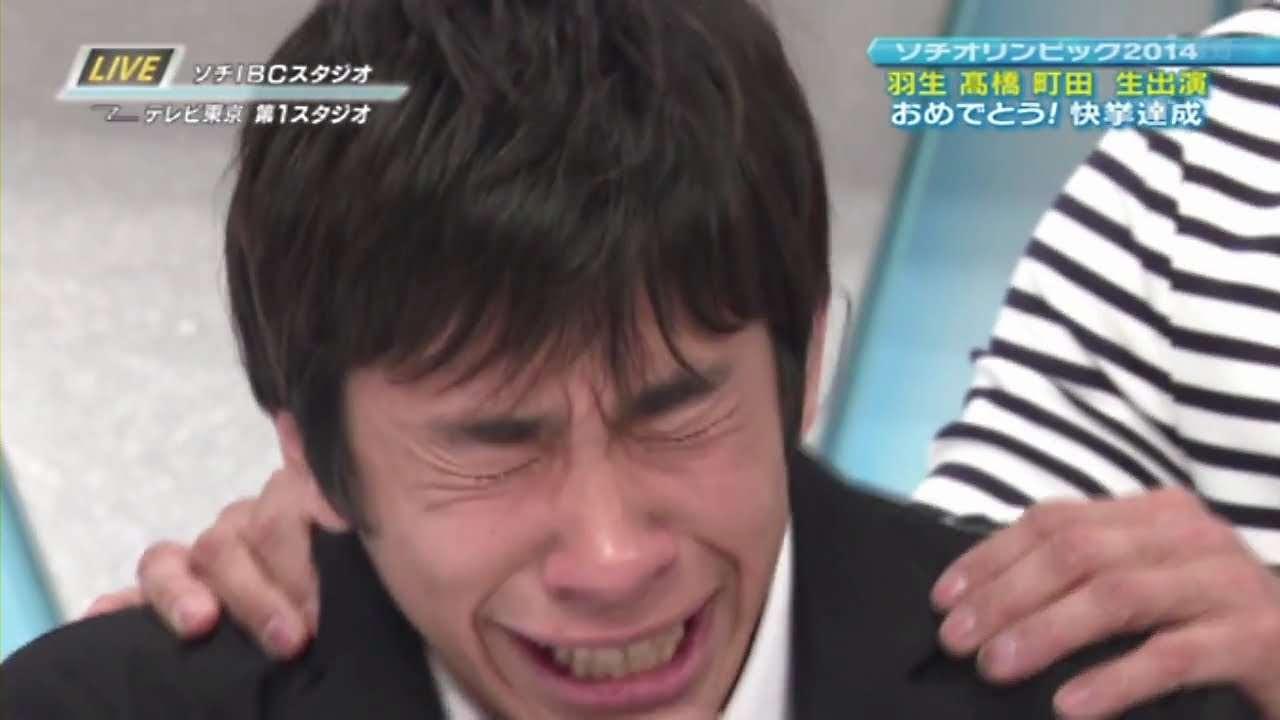 織田信成 テレビ出演増え、泣きキャラで「正直だいぶ稼ぎました」  芸能ニュース
