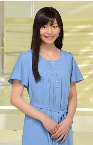 『NEWS ZERO』の新お天気キャスターに経験ゼロの女子大生・塩川菜摘
