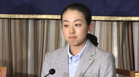浅田真央、日本スケート連盟に疑念「連盟って何なんですかね」