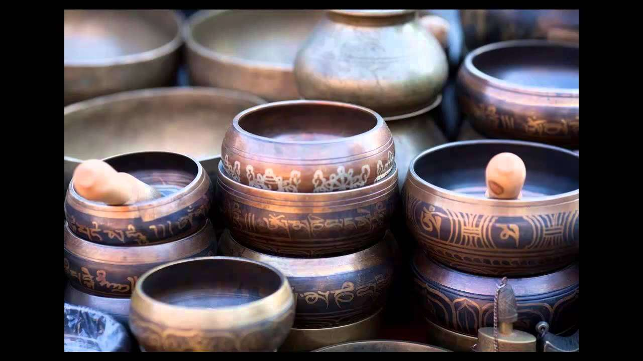 3 Hours Long Tibetan Singing Bowl Meditation Chakra Healing  | Tone D# Music | Sacral Chakra - YouTube