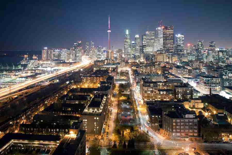 意外なほど美しい「世界の大都市」画像集