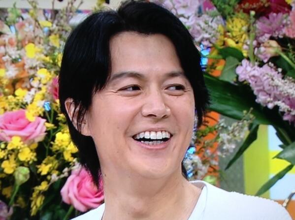 """福山雅治、『笑っていいとも!』で""""老化現象""""を衝撃告白 「キテますね」"""