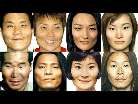ステレオタイプな韓国人に似ている日本人 - YouTube