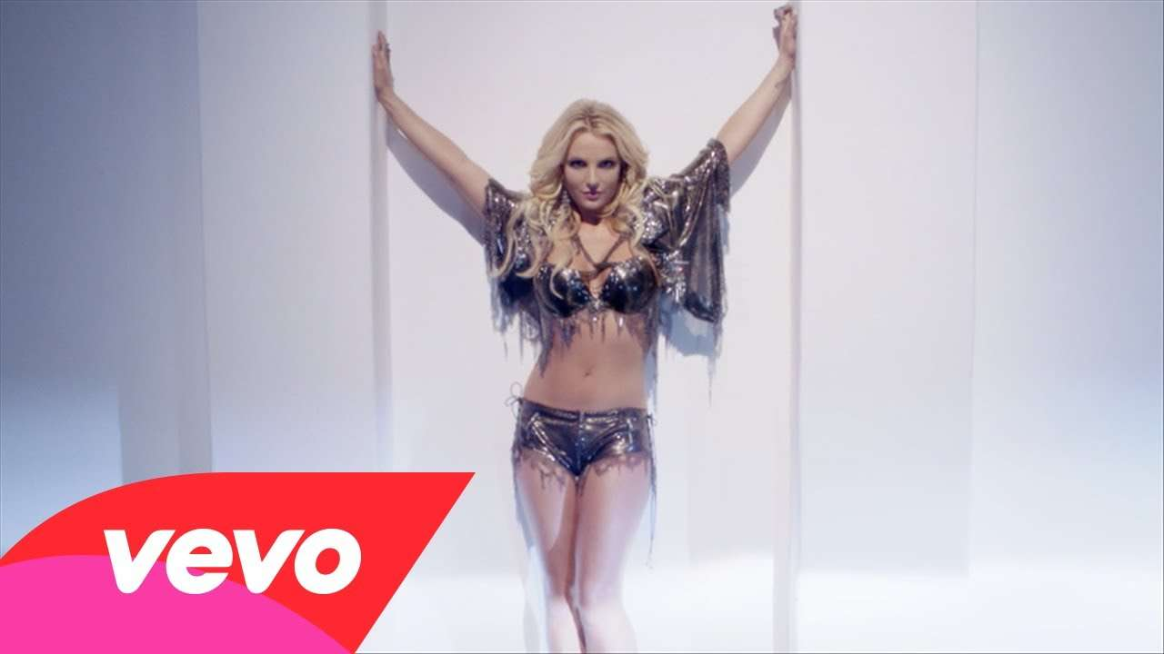 Britney Spears - Work B**ch - YouTube