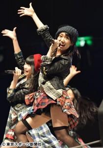 AKB大島優子の卒業セレモニーが荒天で中止に…