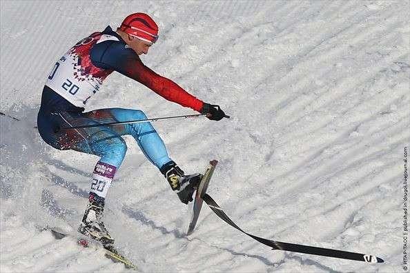 ソチ五輪でロシア選手のスキー板が破損!カナダコーチから貸してもらい無事ゴール!トリノでカナダはメープルシロップを送ったらしい。今回はどうする? : おそロシ庵