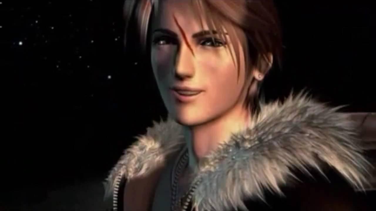 Eyes On Me 歌詞付 Final Fantasy VIII Ending - YouTube