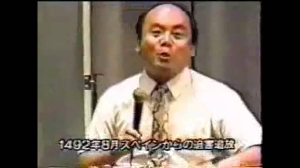 宇野正美先生は1990年代に、シオニストの悪魔性、シオニストの祖先、グローバリズムの危険を、明確に警告していました。 - YouTube