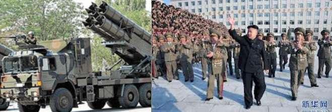 国際(14) 韓国軍、北朝鮮の新兵器に戦慄! - 赤峰和の「日本が、日本であるために」