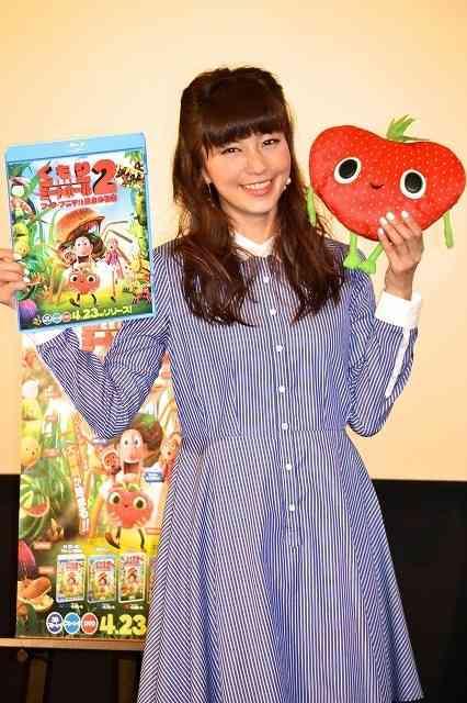 新婚ホヤホヤ・安田美沙子、幸せオーラ全開! 子どもは「2人欲しい」 : 映画ニュース - 映画.com
