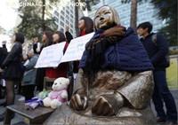 韓国で「慰安婦は自発的な売春婦」署名運動・・・「虚偽だ」波紋広げる (サーチナ) - Yahoo!ニュース