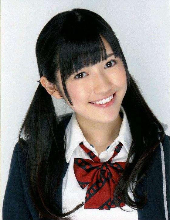AKB48渡辺麻友のお尻が大きいと話題に
