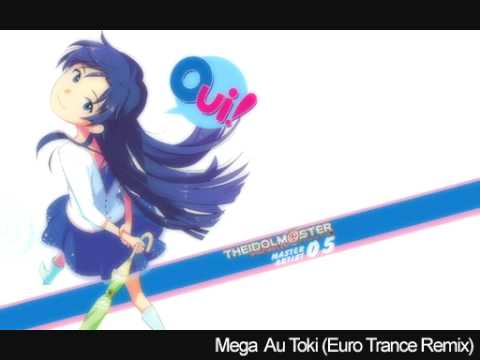mega au toki(目が逢う瞬間 )Euro trance mix full - YouTube
