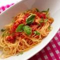 大人気!トマトとチーズの簡単パスタ♪ by ともっち [クックパッド] 簡単おいしいみんなのレシピが173万品