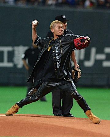 実は野球少年。