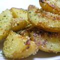 ◆ふりふりポテト 和風にんにく◆ by にゃぁくん [クックパッド] 簡単おいしいみんなのレシピが173万品