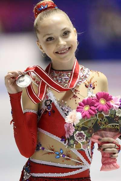 「浅田選手が憧れ」と言うロシアのフィギュア女子ラジオノワ ...
