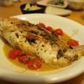 鯛のアクアパッツァ(あさりなし) by UDTERU [クックパッド] 簡単おいしいみんなのレシピが173万品