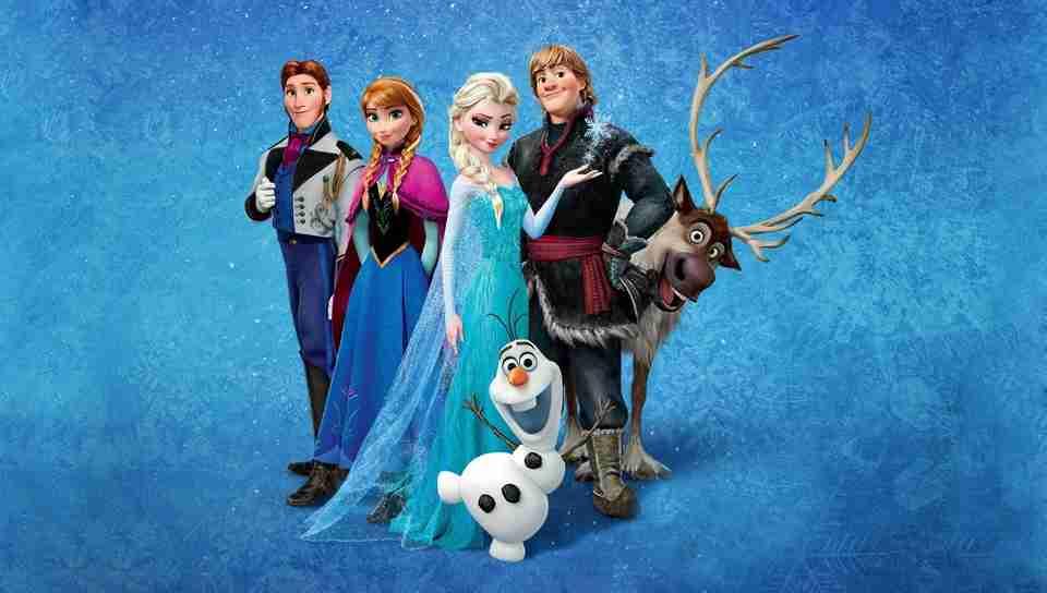 爆笑問題・太田光、『アナと雪の女王』主題歌の劇場合唱に「本当に気持ち悪い」