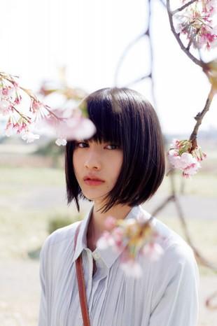 桜×橋本愛。