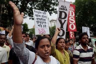「レイプはうっかり起きる」、インド州内相の発言に怒り広がる 写真1枚 国際ニュース:AFPBB News