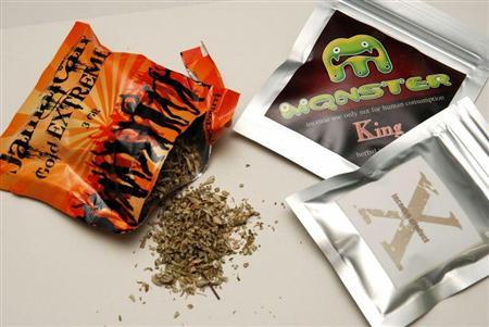 ハーブなど脱法ドラッグの呼称変更検討「事実上、違法な麻薬に等しい」