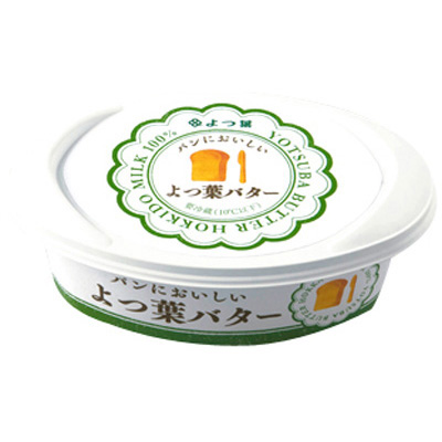 バターの使い方