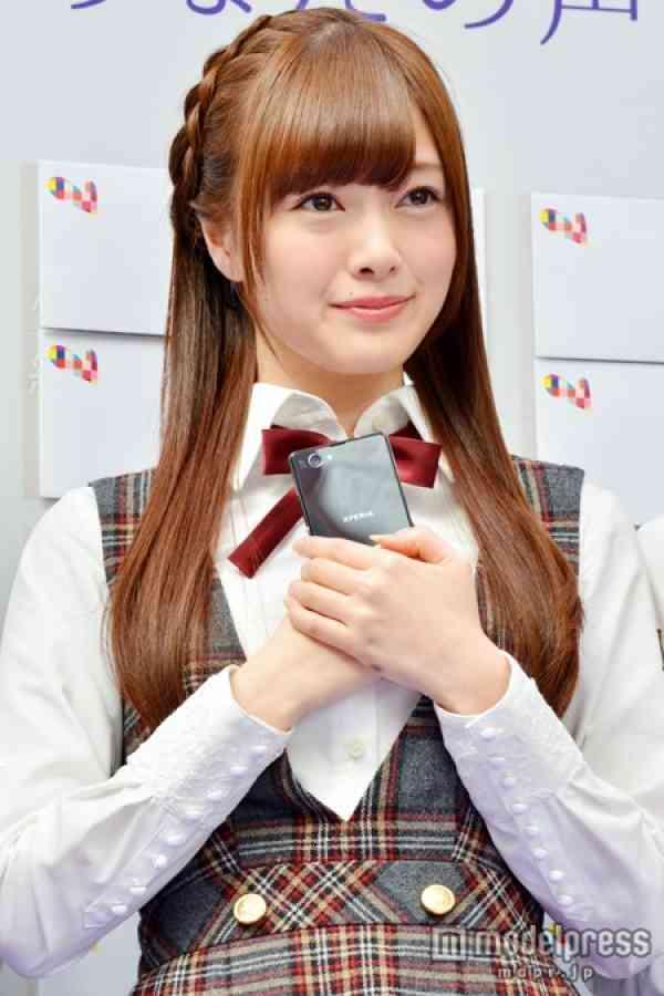 乃木坂46白石麻衣、アイドルとしての思いを語る「キャラをつくるのは違う」 - モデルプレス