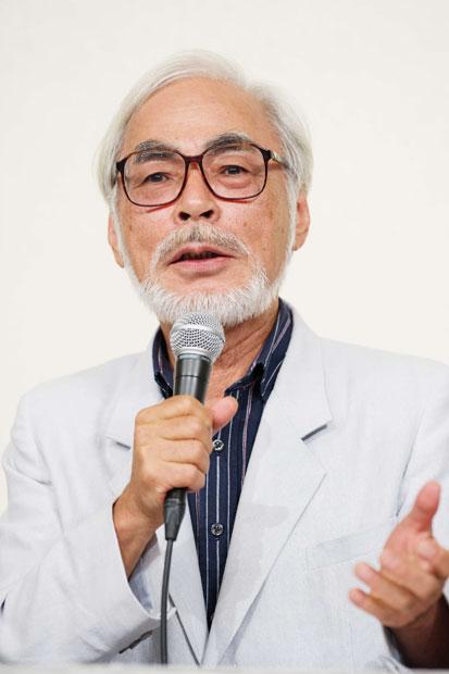 宮崎駿が「二度とやらない!」と言った手法 〈週刊朝日〉-朝日新聞出版 dot.(ドット)