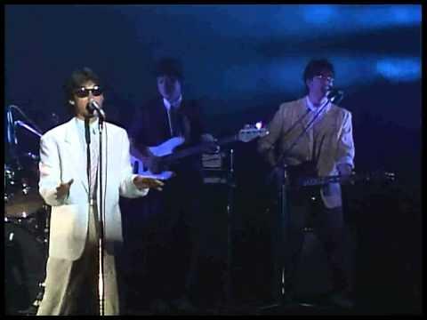 杉山清貴&オメガトライブ~ふたりの夏物語~ - YouTube