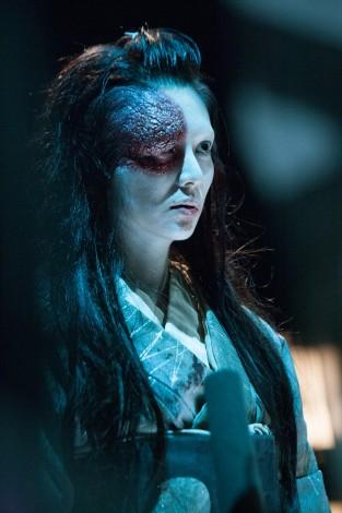 """柴咲コウ、美しすぎる""""お岩さん""""に変身「気に入っています」"""