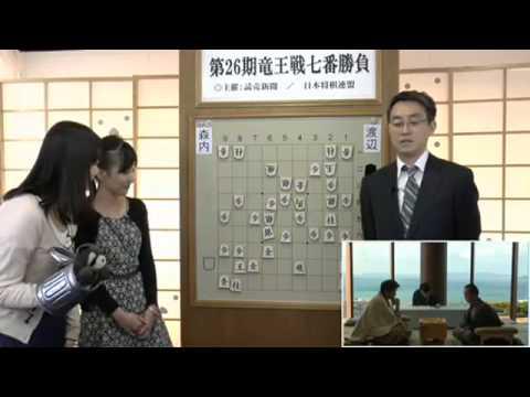 大ファンと会話する羽生善治さん - YouTube