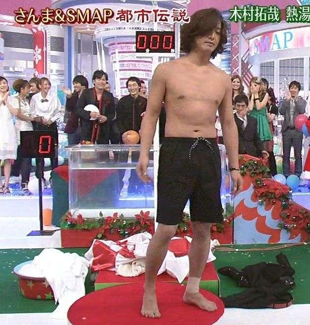 """SMAP・木村拓哉、足首のタトゥーを除去!? 素足""""解禁""""に高まるファンの関心"""