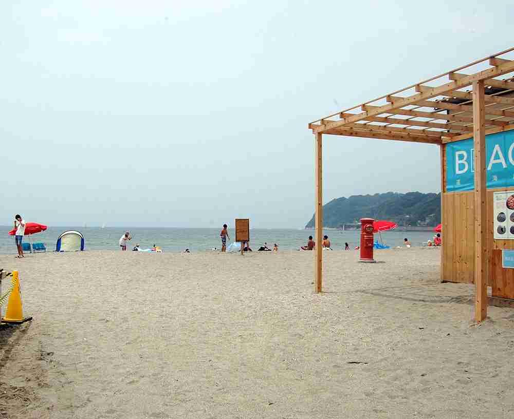 日本一厳しいビーチ? 飲酒、音楽、タトゥー禁止「逗子海水浴場」利用客の声を直撃(1/3) - ウレぴあ総研