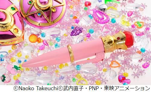 「ライトな変装ペン」が復活、美少女戦士セーラームーンの大ヒット玩具