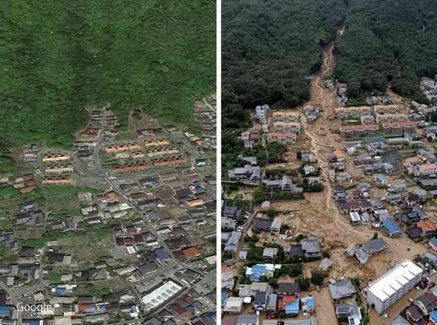 【広島土砂災害】被害が深刻な八木地区、昔の地名は『八木蛇落地悪谷』…生かされなかった先人の警鐘