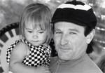 【訃報】米俳優・ロビン・ウィリアムズ(63歳)死去 自宅で自殺か?