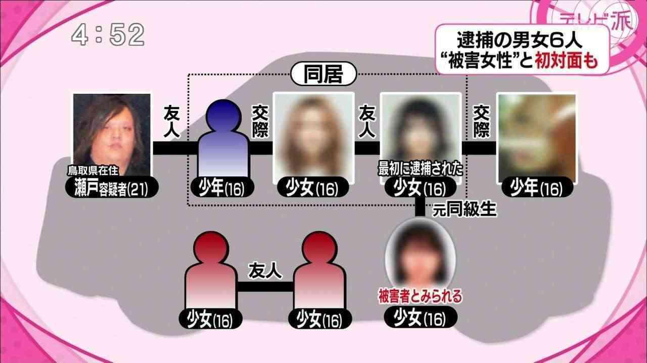 広島遺棄事件の主犯格少女達の生活ぶりがヤバい…ゲーセン、居酒屋、カラオケで豪遊