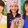 あまちゃん3人娘の能年・橋本・有村、CM価値では明暗分かれた…出演数トップは有村架純3500万