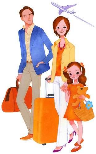 ママの96%が海外旅行渡航前に不安--63%が実際にトラブルに遭遇していた