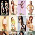 女性芸能人の身長と体重がヤバいww