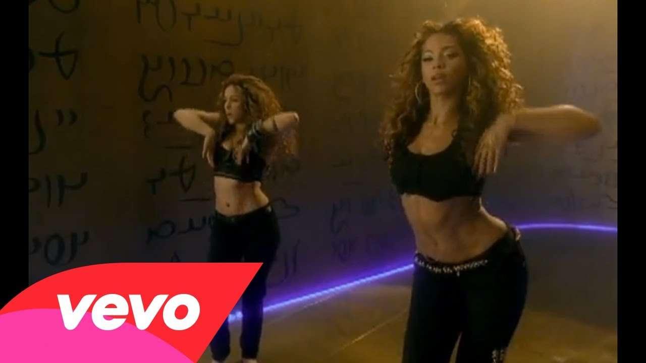 Beyonce amp shakira beautiful liar 4