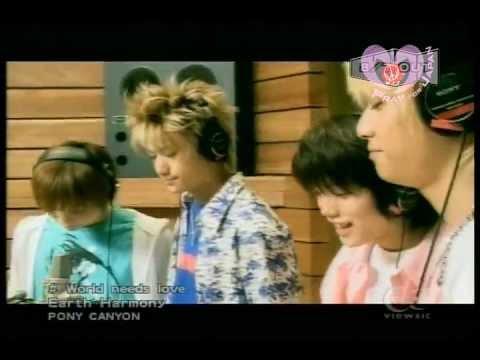 [Vietsub- W.F.F]Earth Harmony World needs love / w-inds., FLAME, Folder 5 (2002)~Pray for Japan~ - YouTube