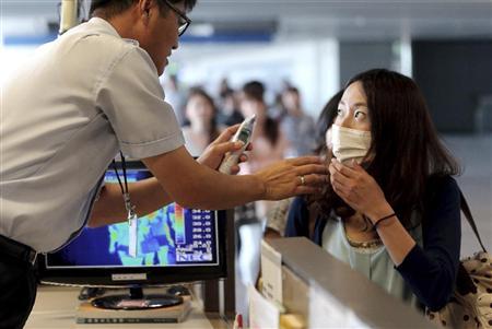 くちびる速報 : 【絶望】韓国でエボラ出血熱発生