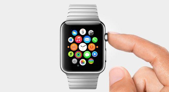 Apple、ウェアラブル端末「Apple Watch」発表 - ITmedia ニュース